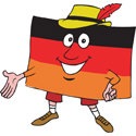 Cartoon Germany