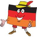 Cartoon Germany