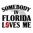 Somebody In Florida T-shirt