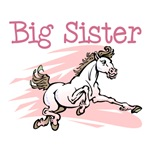 Horse Big Sister