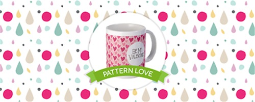 Pattern-love Mugs