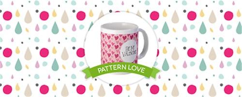 Pattern-love Mugs
