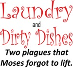 Laundry Dishes