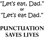 Punctuation Saves