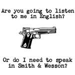 Gun Speak