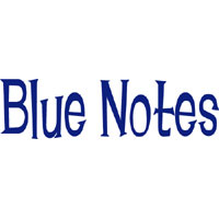 Blue Notes * Flatted 3rd and 7th notes