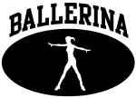 Ballerina  (BLACK circle)
