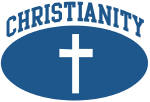 Christianity (blue circle)