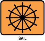 Sail (orange)