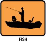 Fish (orange)