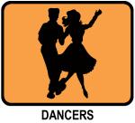 Dancers (orange)