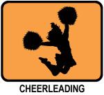 Cheerleading (orange)
