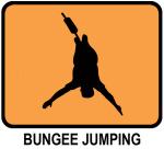 Bungee Jumping (orange)