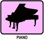 Piano (pink)