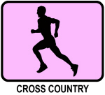 Cross Country (pink)