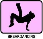 Breakdancing (pink)