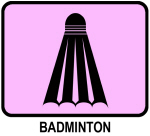 Badminton (pink)
