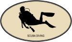Scuba Diving (euro-brown)