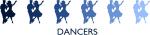 Dancers (blue variation)
