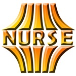 Nurse (yellow & orange)
