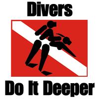 Divers Do It Deeper