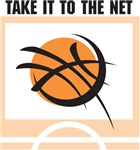 Take it to the net