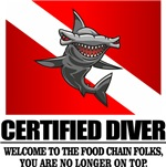 Certified Diver (Food Chain)