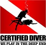 Certified Diver (Deep End)