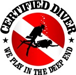 Certified Diver (Deep End) rd