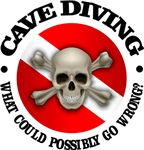 Cave Diving (Skull) 2