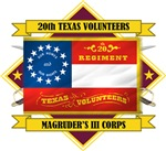 20th Texas Volunteers