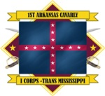 1st Arkansas Cavalry