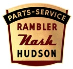 Rambler Nash Hudson Service