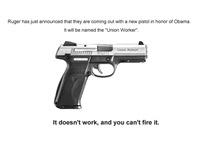 Union Pistol
