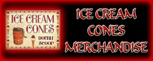 Food - Ice Cream Cones