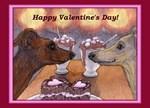Love, Romance & Valentine Cards