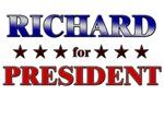 RICHARD for president