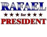 RAFAEL for president