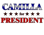 CAMILLA for president