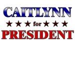CAITLYNN for president