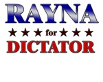 RAYNA for dictator