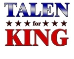 TALEN for king