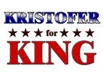 KRISTOFER for king