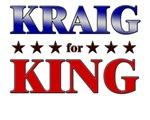 KRAIG for king