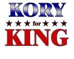 KORY for king