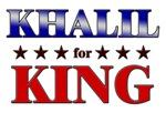 KHALIL for king