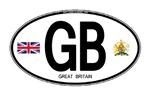 Great Britain Euro Oval