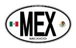 Mexico Euro Oval