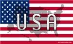 USA Flag Extra