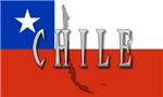 Chile Flag Extra